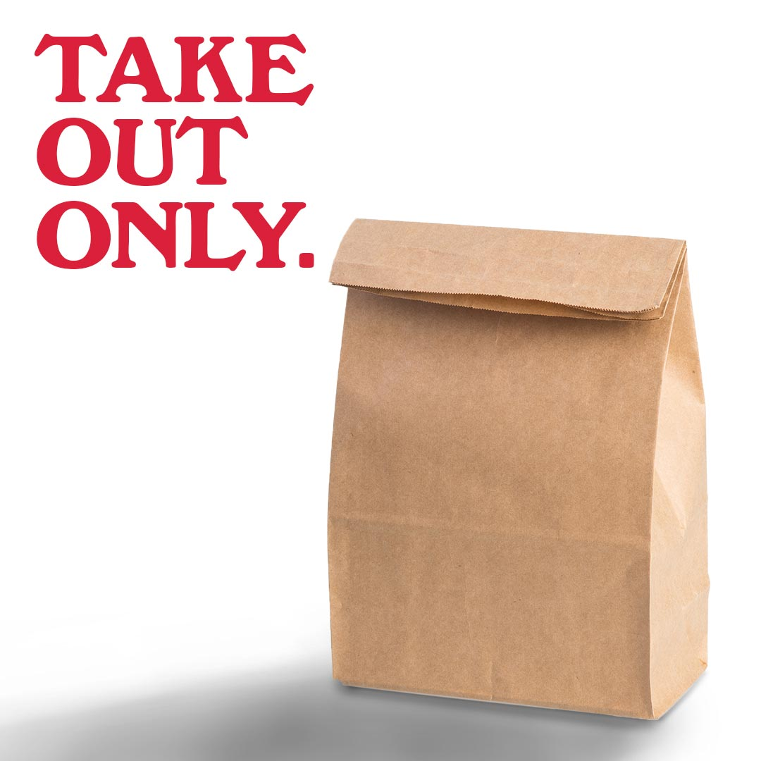 Take out only sign