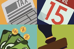 Tax Season: 8 Tips To Get You Ready For Next Year