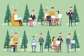 How to Network During Holiday Obligations