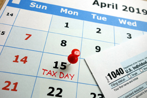 Tackling Tax Season