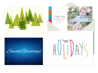 personalized greeting cards printed with the ups store, Greeting card