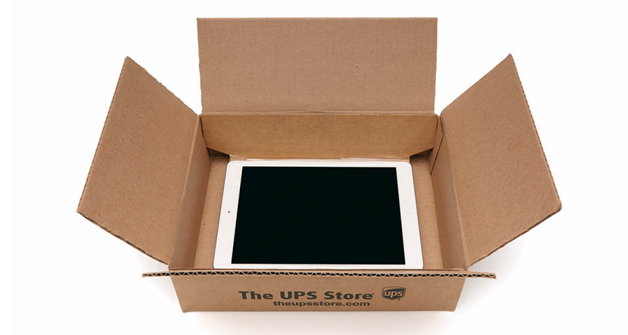 Pack and Ship Electronics | Electronics Packaging | The UPS Store