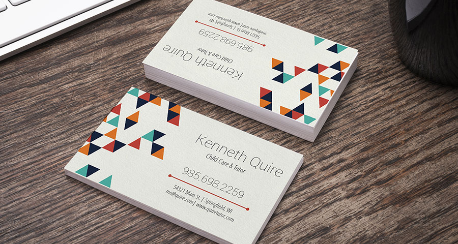 Business Card Printing | Custom Business Cards | The UPS Store