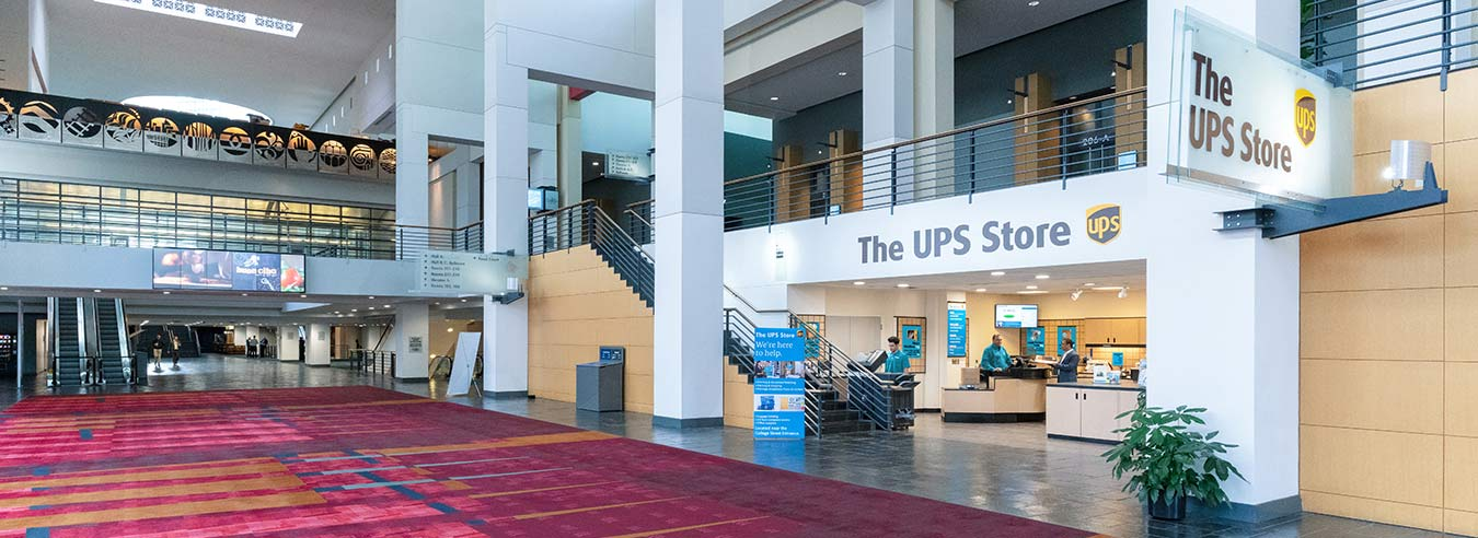 Non-Traditional Development - The UPS Store Opportunities