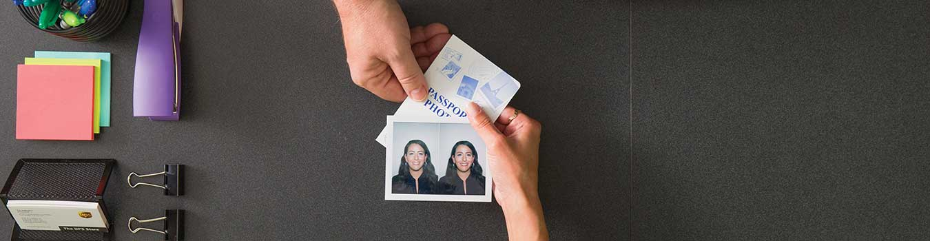 Passport and ID Photos at The UPS Store