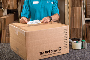 packing services domestic shipping