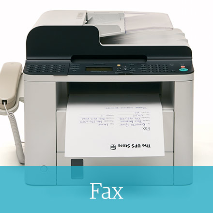 Notary, Fax, Passport Photos, Office Supplies and more at The UPS ...