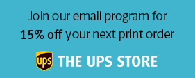 Join our email program for 15% off your next print order!