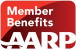 AARP Member Benefits logo